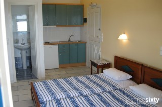 accommodation orkos view room