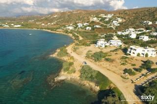accommodation orkos view sea view