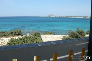 accommodation orkos view veranda