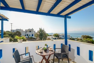 apartments orkos view outdoor furniture