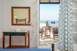 apartments orkos view sea view room