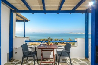 apartments orkos view sea view veranda